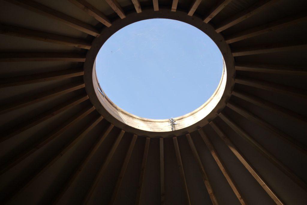 dome yourte